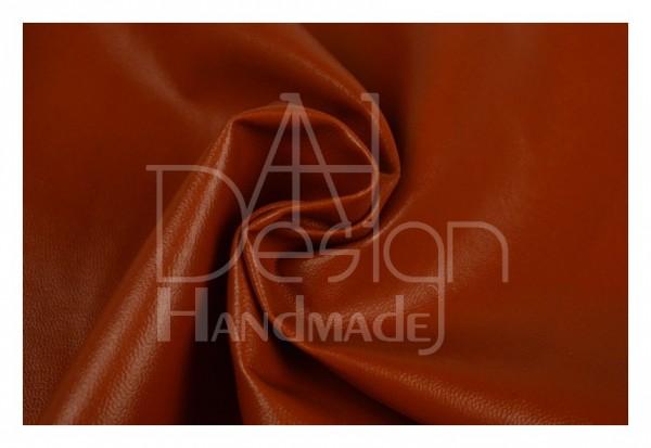 Kunstleder SOFT - weiche Qualität - Farbe: kupfer 35