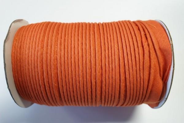 Paspelband - 100% Baumwolle - orange