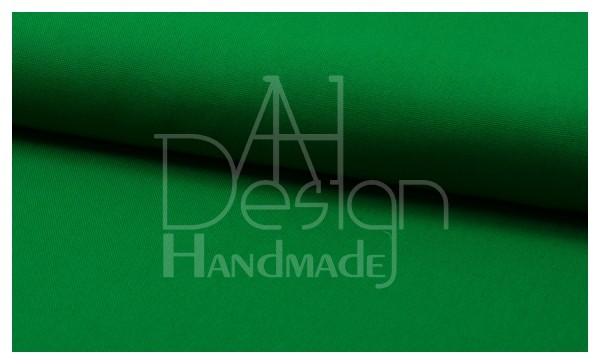 Canvas - Stoff unifarben 100% Baumwolle - Farbe: grün