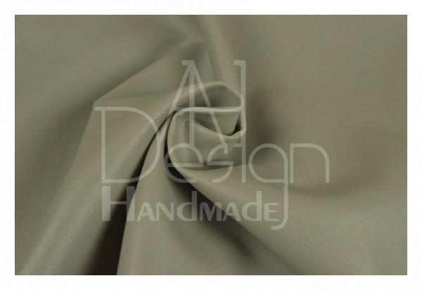 Kunstleder SOFT - weiche Qualität - Farbe: silbergrau 25