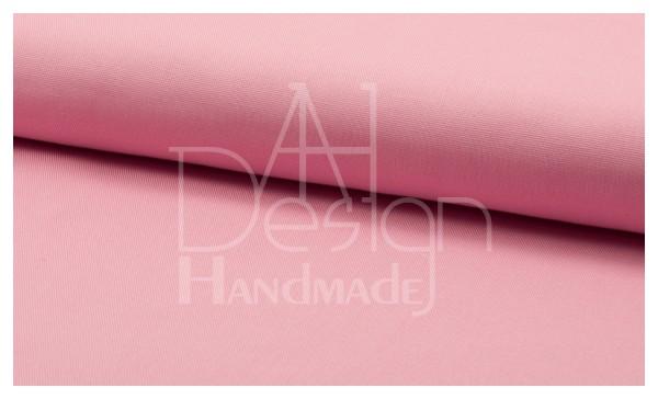 Canvas - Stoff unifarben 100% Baumwolle - Farbe: rosa