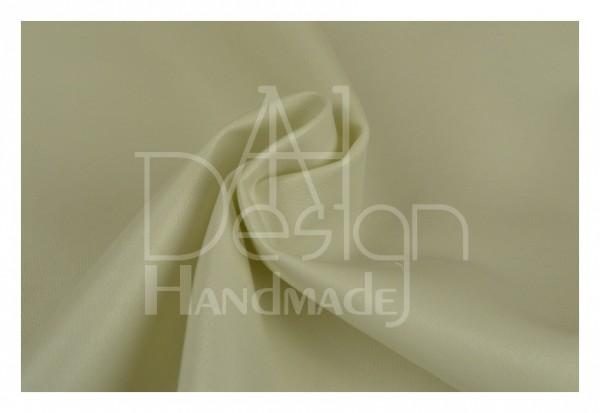 Kunstleder SOFT - weiche Qualität - Farbe: naturweiß 02