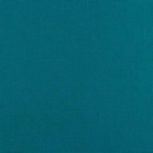 Canvas - Stoff unifarben 100% Baumwolle - petrol