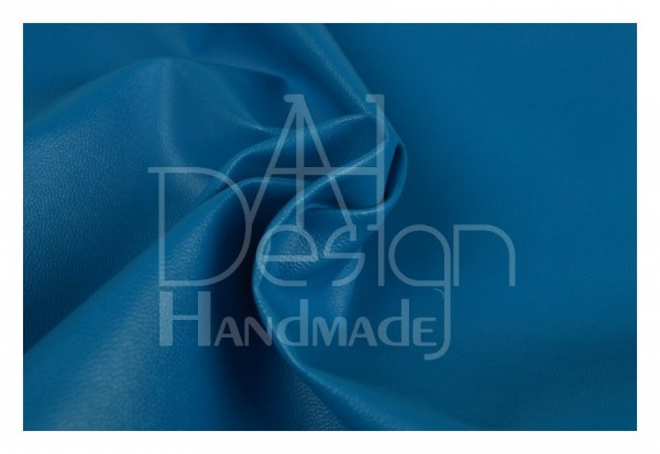 Kunstleder SOFT - weiche Qualität - Farbe: royalblau 26