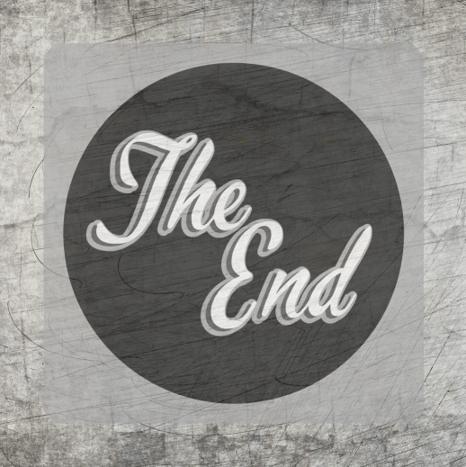 """The End"" - Plotterdatei - B.Style"