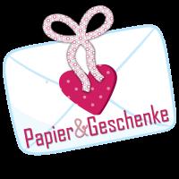 Papier und Geschenke