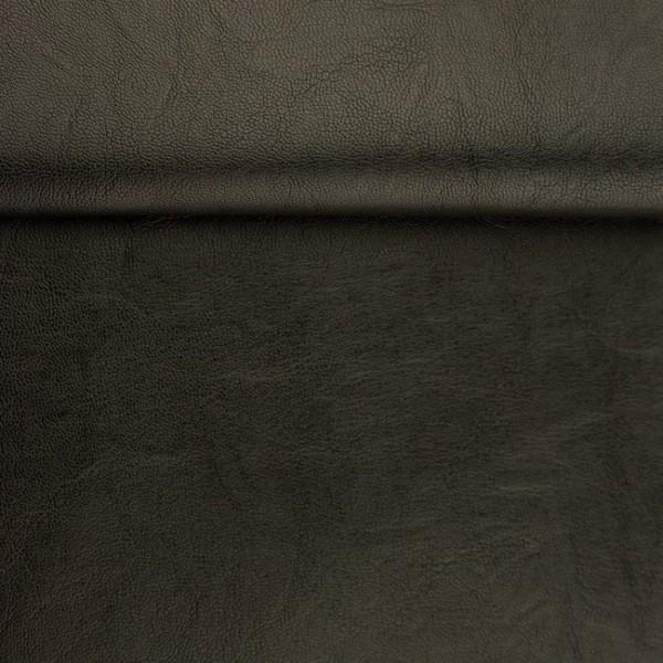 """Kunstleder """"RETRO"""" - dunkelgrau - 0,5 m"""
