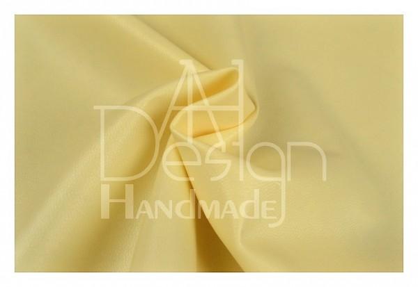Kunstleder SOFT - weiche Qualität - Farbe: beige 12