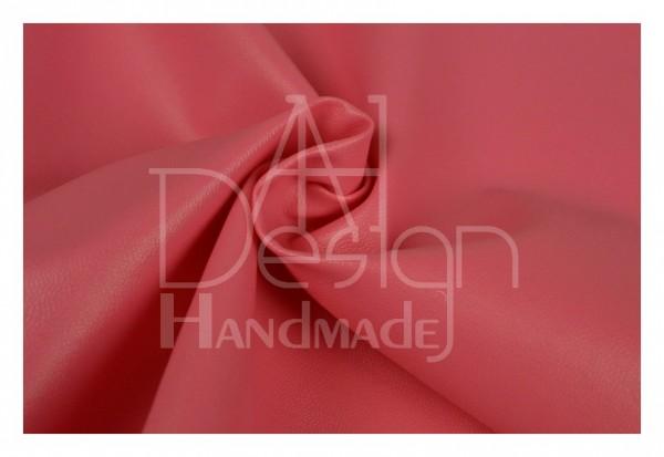 Kunstleder SOFT - weiche Qualität - Farbe: fuchsia 51