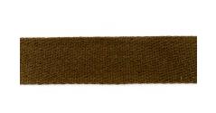 Baumwoll-Gurtband 40mm - unifarben - army