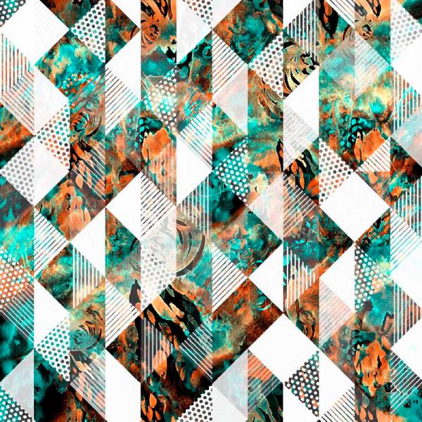 "Dekostoff - Canvas - ""Zambia 701"""