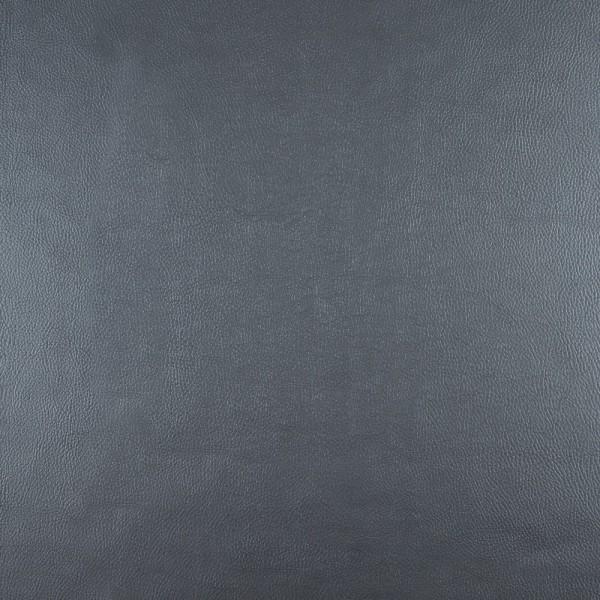 Kunstleder REX - rauchblau metalic - 0,5 Meter