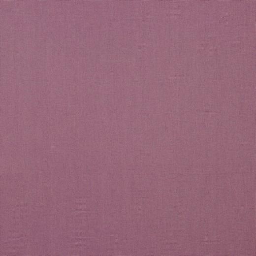 Canvas - Stoff unifarben 100% Baumwolle - mauve
